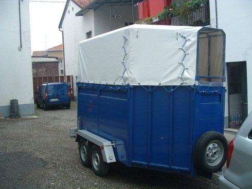 telo per rimorchio trailer