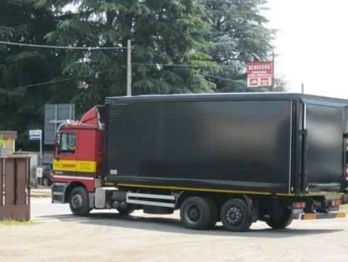 Coperture per camion