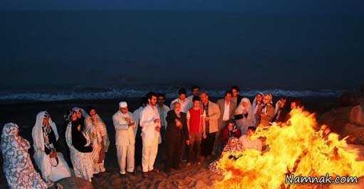 iranian culture, chaharshanbe soori, iran bandar culture