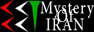 mystery of iran , logo