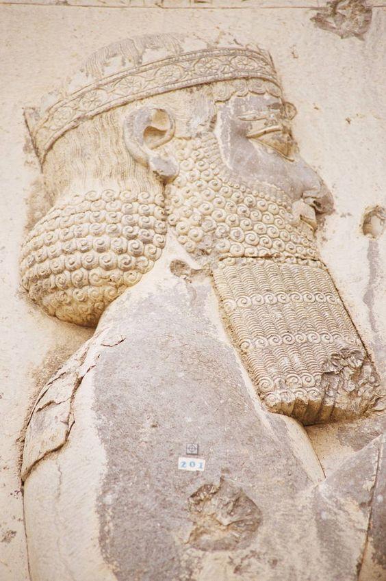 Cyrus The Great  - Pasargadae, Iran