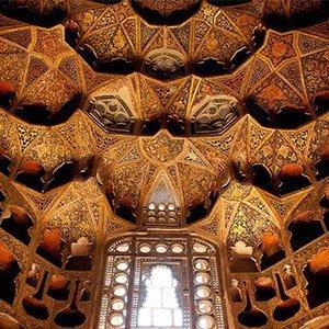 Sheikh Safi al din Khanegah, Sheikh Safi al din Shrine , Sheikh Safi al-din, Sufi tradition, traditional architectural
