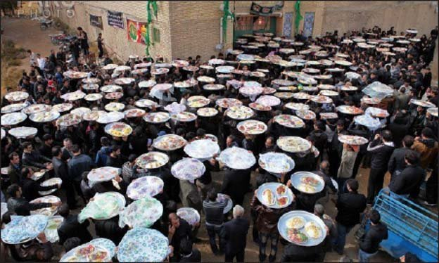 Ashura , ashura foods, nazri , nazri in iran, ashura culture , food lovers