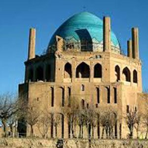 soltaniyeh, mausoleum of Oljaytu, Ilkhanid dynasty, Mongols, zanjan attraction, Persian architecture, Islamic architecture