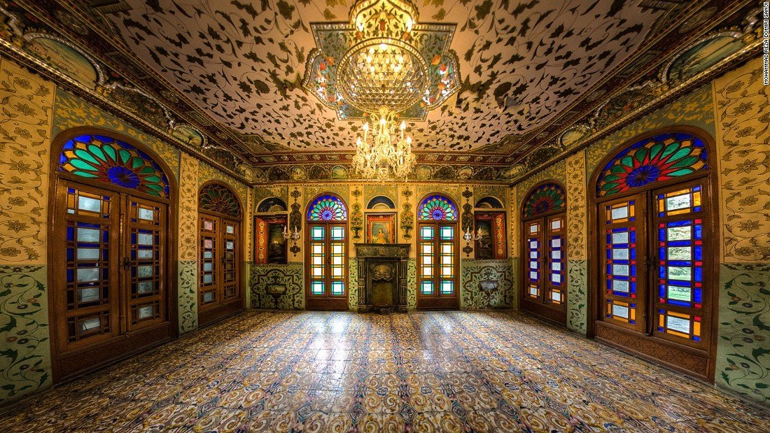 Iran attractions , iran artitecture
