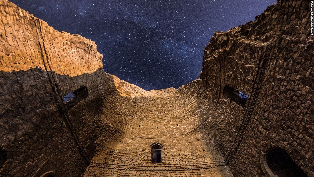 Iran attractions, Iran historical highlights