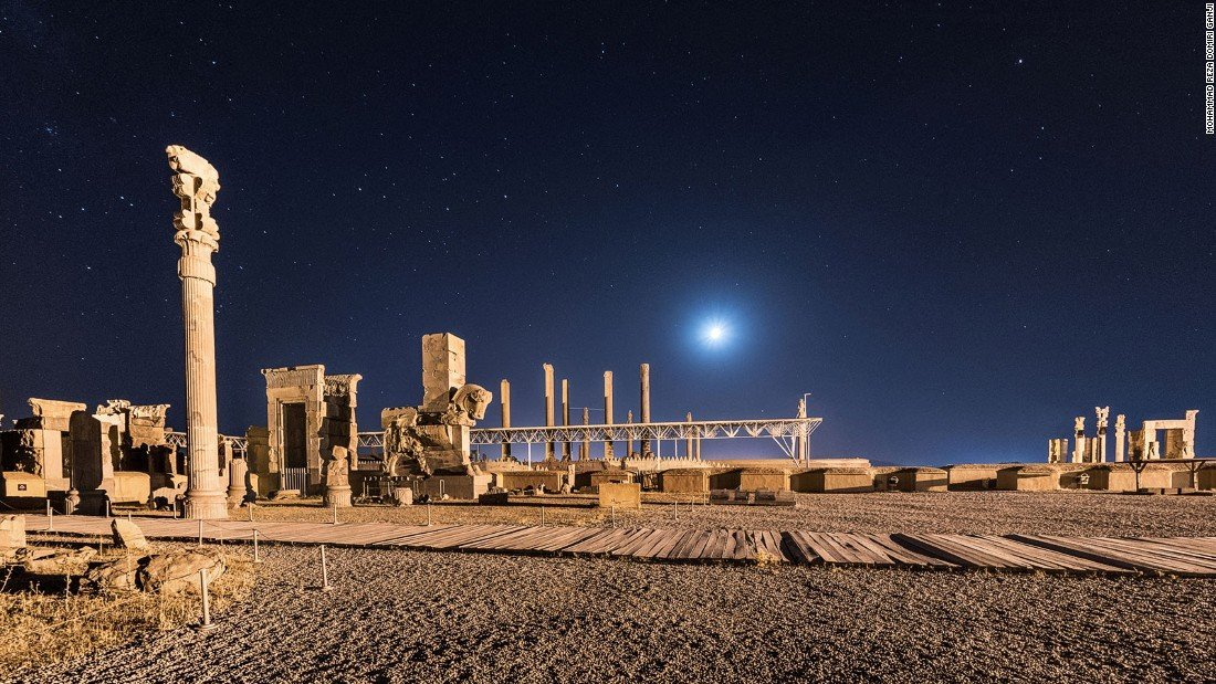 persepolis , shiraz attractions
