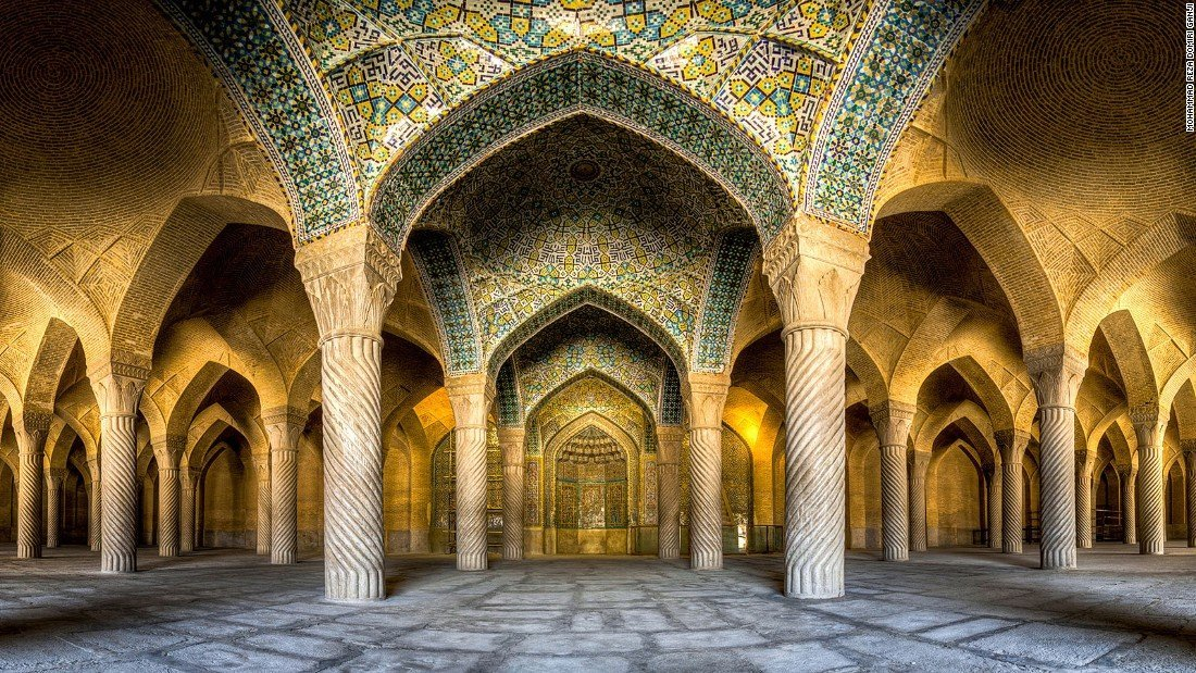 Iran attraction, Iran highlights