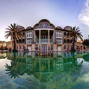 eram garden , shiraz highlight, iran attraction , Persian Garden
