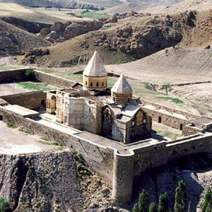 armenian monastic ensembles of iran , monastic ensembles , oldest church
