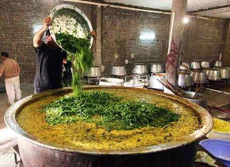 Ashura , ashura foods, nazri , nazri in iran, ashura culture , iranian food
