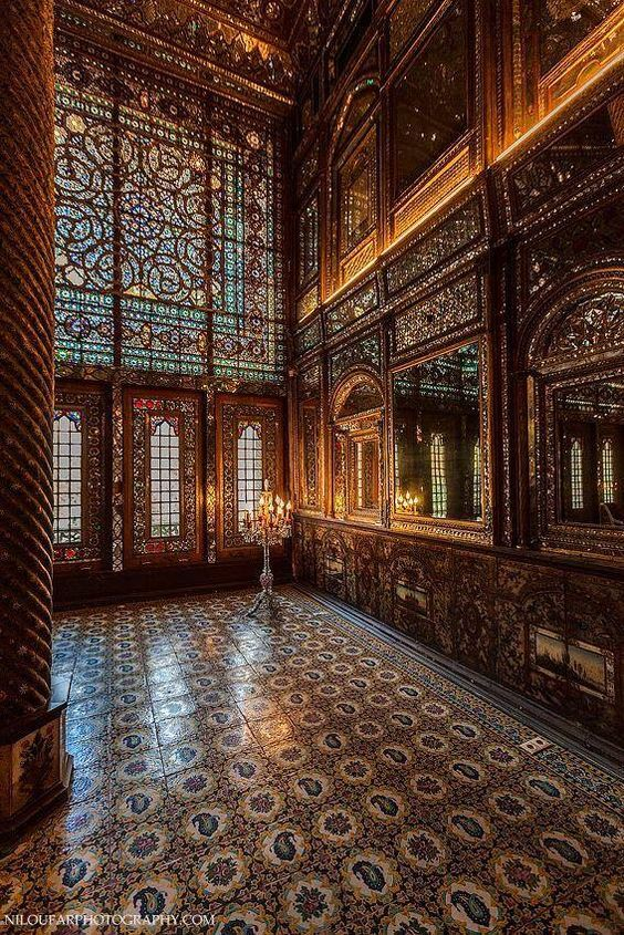 tehran attraction , tehran highlights ,Golestan palace