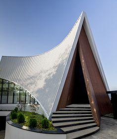 Iran building , iran structure