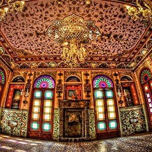 golestan palace , qajar era , persian crafts, tehran palace , iran palace