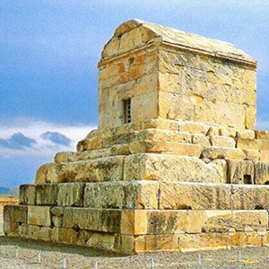 Pasargadae, shiraz attraction , ancient tomb , tomb of cyrus