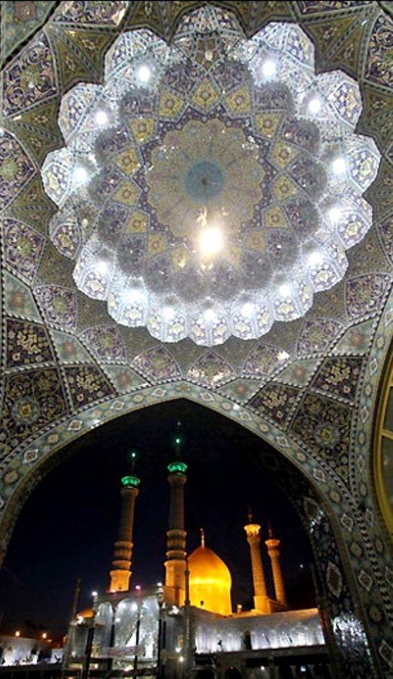 qom attractions qom highlights masumeh shrine