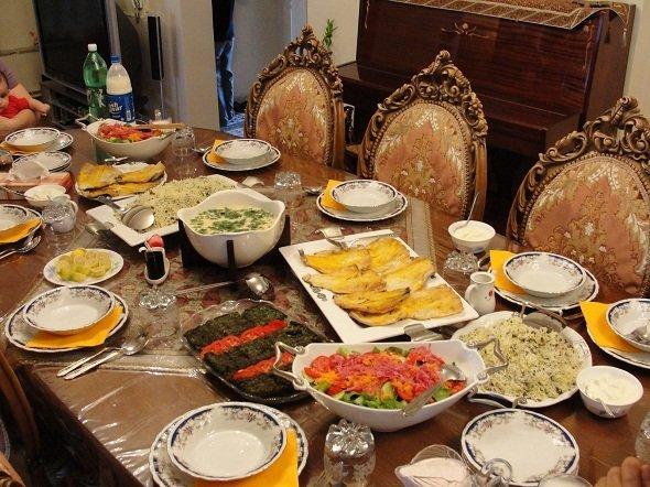 iranian culture , iranian foods , iran guest culture