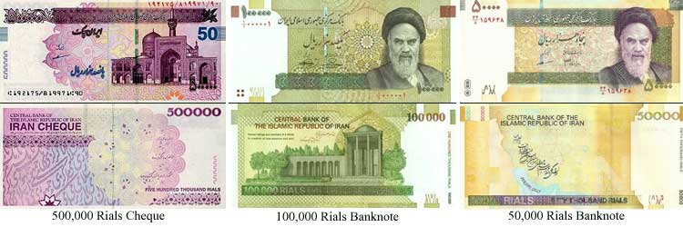 iran money