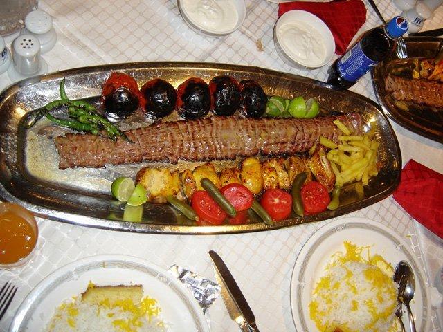 kabab barg