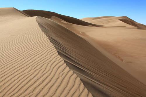 Iran desert, lut desert, sand wave