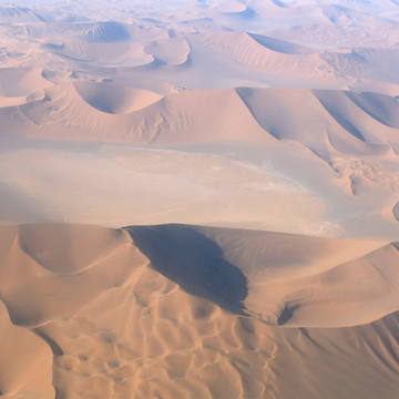 Iran desert, lut desert, flying over desert