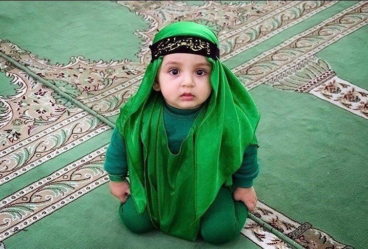 Ashur , ashura in iran , shia baby , lovely baby,