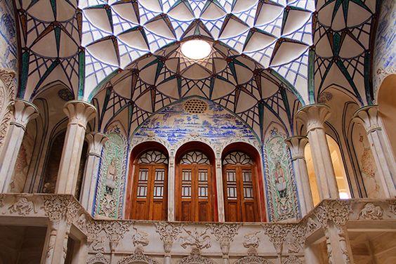iranian house , iran attraction