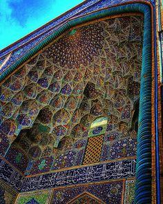 iran structure, iran mosque