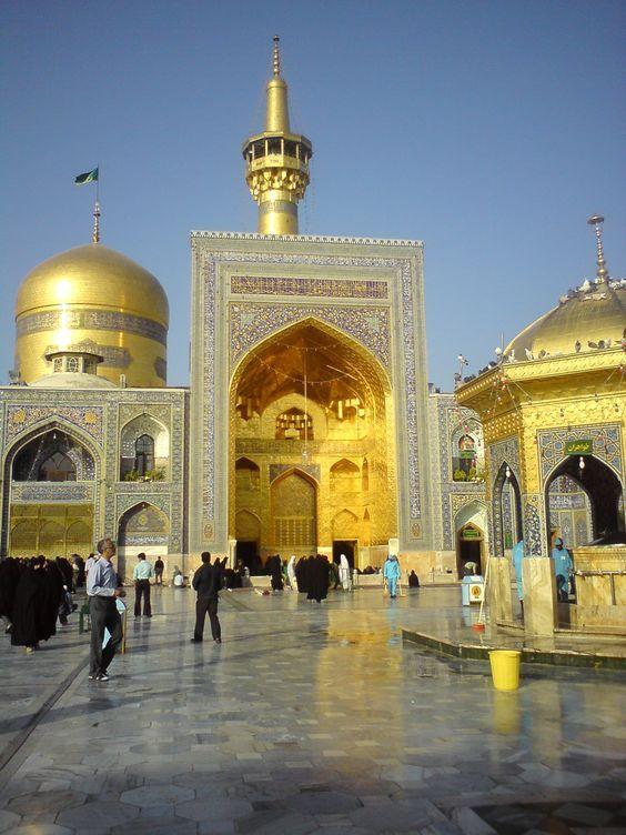 iran mosque , imam reza holy shrine ,  emam reza holy shrine