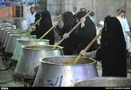 Ashura , ashura foods, nazri , nazri in iran, ashura culture , cooking foods