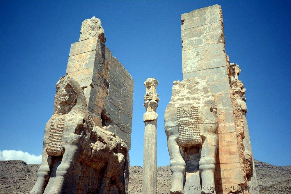 persepolis , ancient iran , iran ancient city , gate of nations
