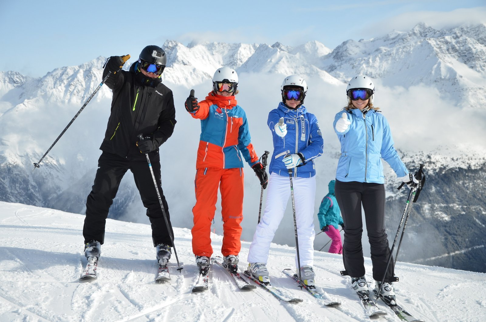 Ski Tour - Premium