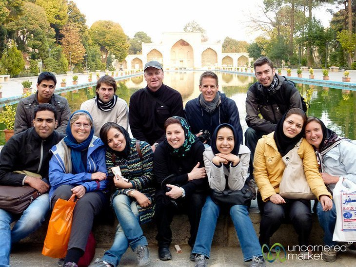 iran tour, tourists in Iran , is iran safe