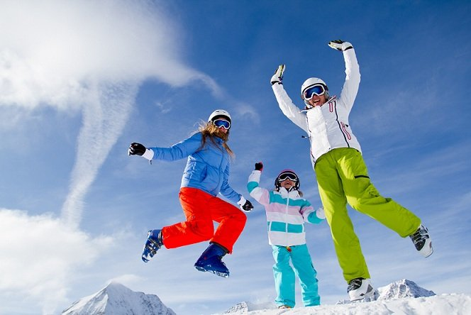 ski iran , ski tour, iran ski family package , ski advanture