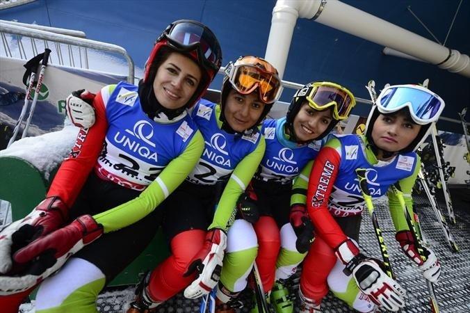 ski iran , ski tour, iran ski girl , ski sexy girl