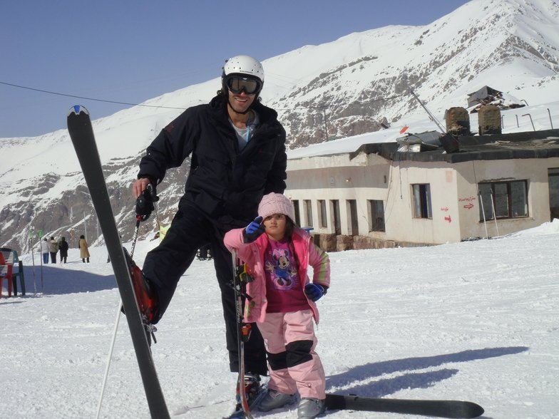 ski iran , ski tour, iran ski package , ski family