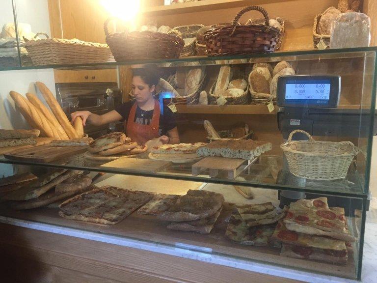 forno matti per il pane