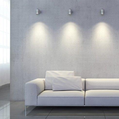 lampade a parete salotto