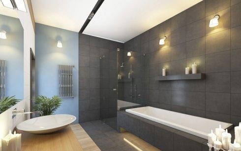 lampade da parete bagno