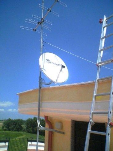 Antenne per digitali terrestri