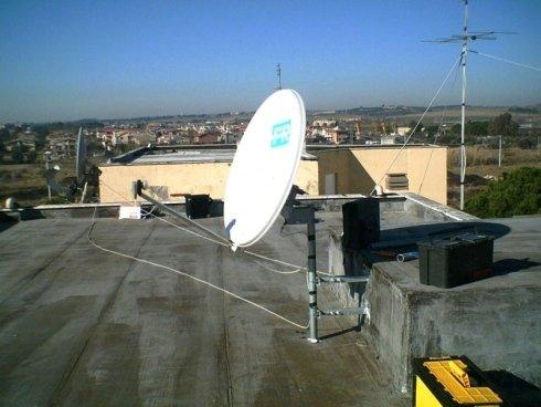Posizionamento antenne open sky