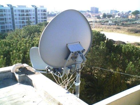 Antenne parabolica