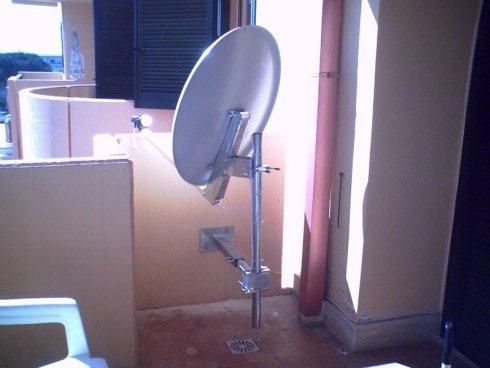 Posizionamento antenne