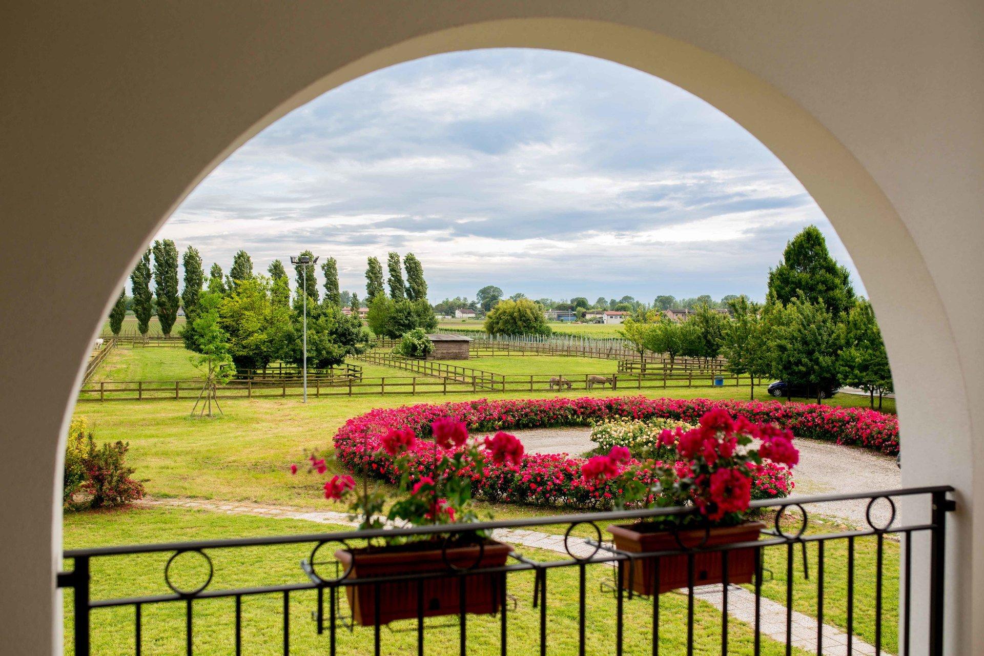 inaugurazione centro estetico delle rose