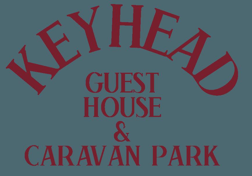keyhead guest house & caravan park logo