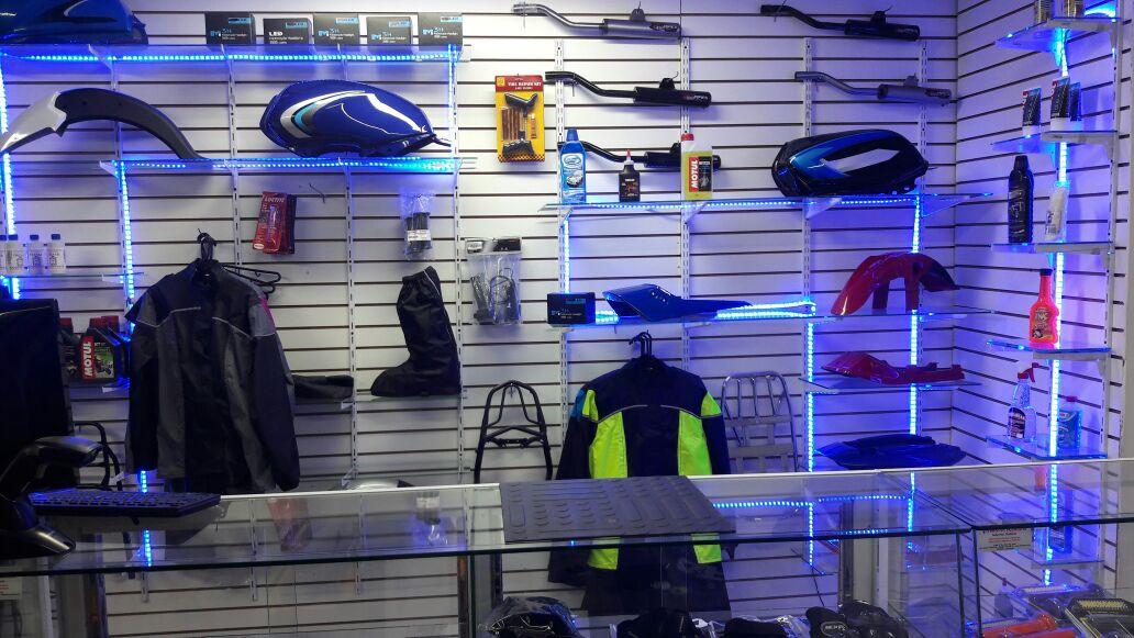 Orbimotos Repuestos Y Accesorios De Motocicletas