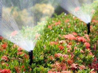 realizzazione impianti d'irrigazione