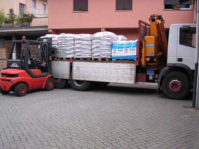 camion materiale