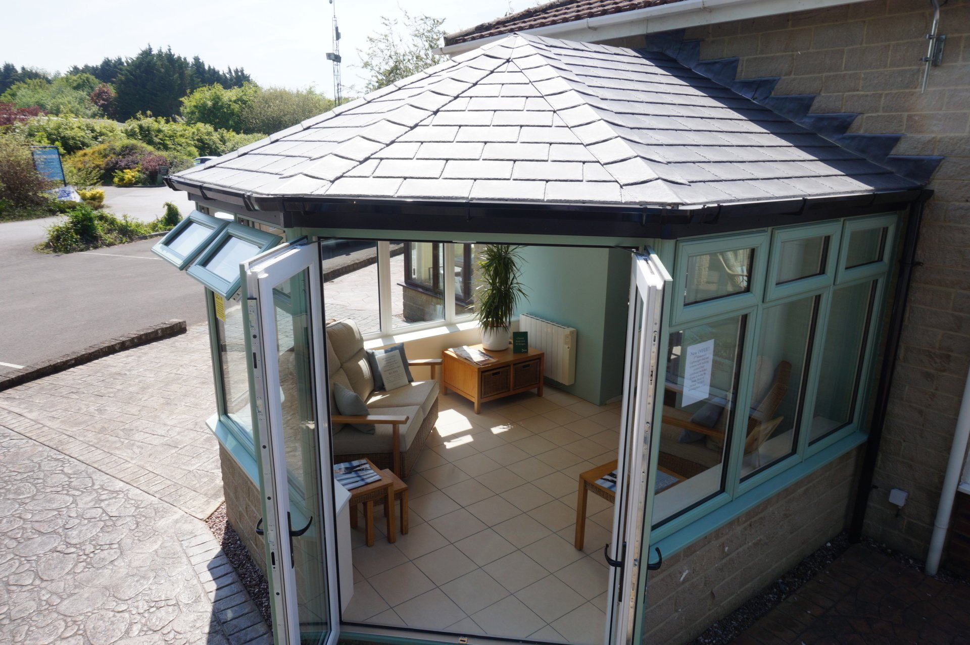 Nu Look Tiled Roof Conservatories Swindon The