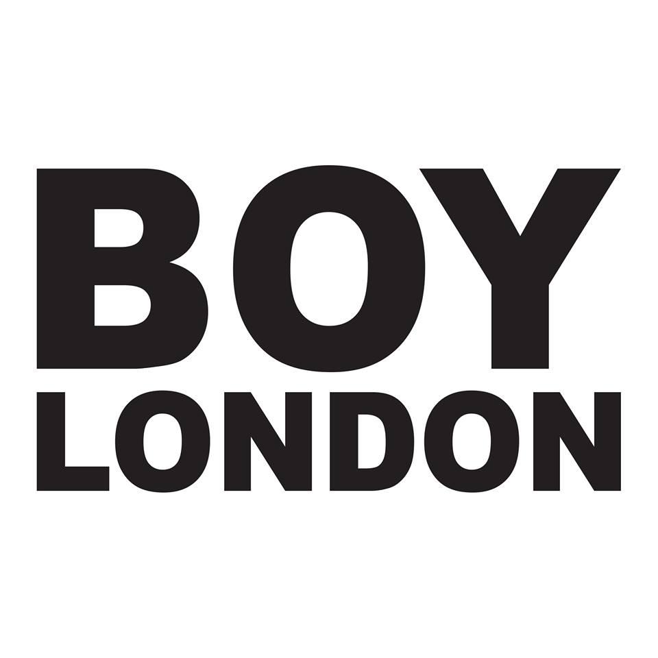 Boy London logo